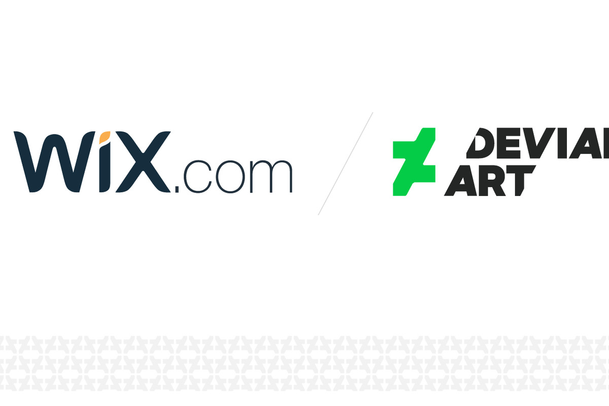 Wix has acquired DeviantArt, which may let artists license