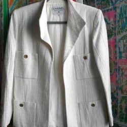 Chanel jacket, $425