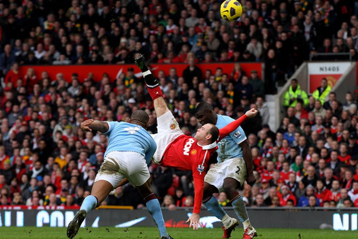 I love this photo. I love this goal.