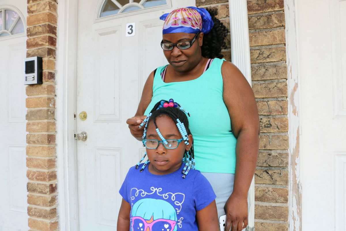 Amelia Barrett submitted multiple requests to the city for a special-education evaluation for her daughter, who was only screened after an advocacy group intervened.