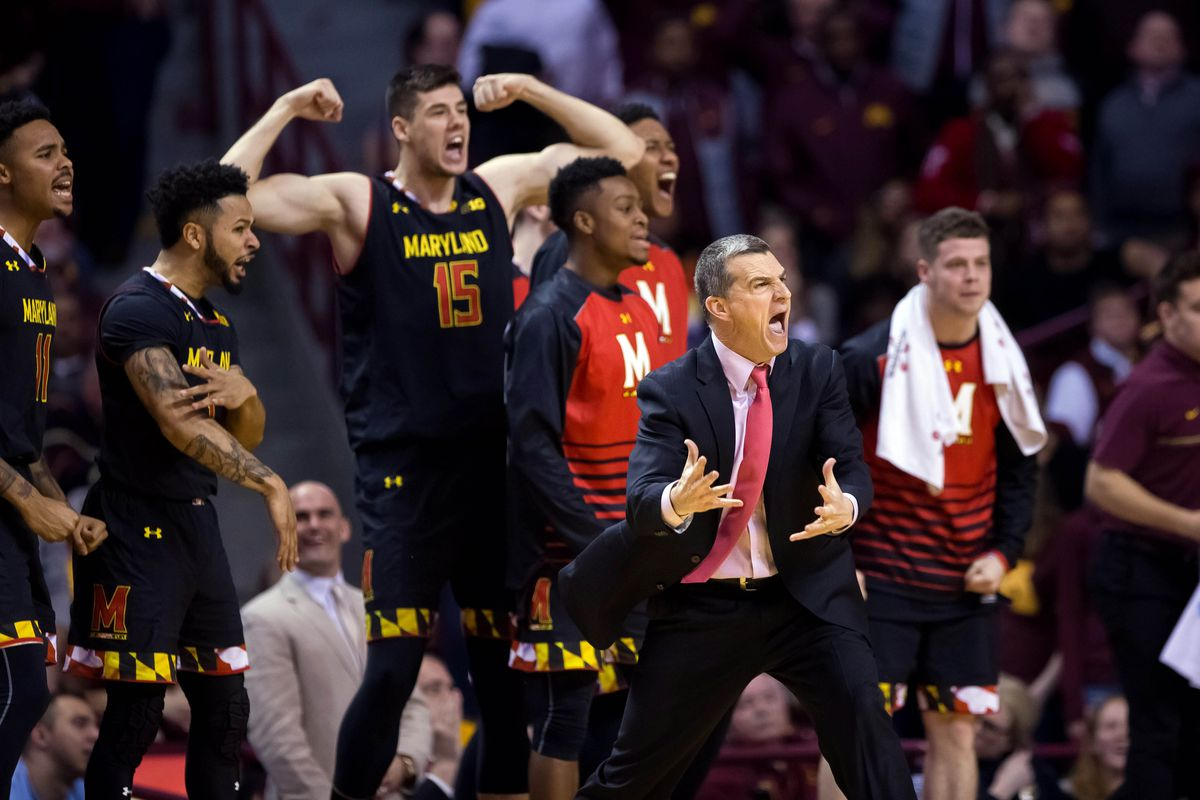 College Basketball Rankings Week 12 Maryland Moves Up To