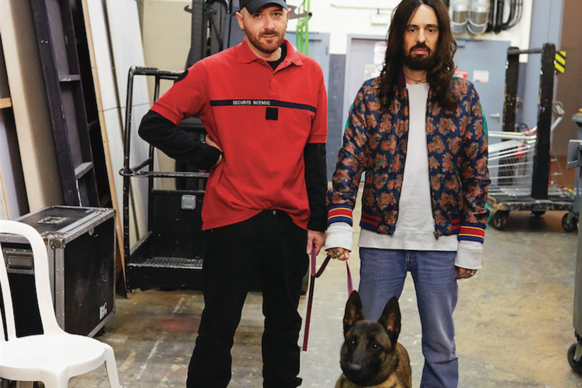 b6750e31e2e Fashion s Golden Boys Demna Gvasalia and Alessandro Michele Are More Alike  Than You Think