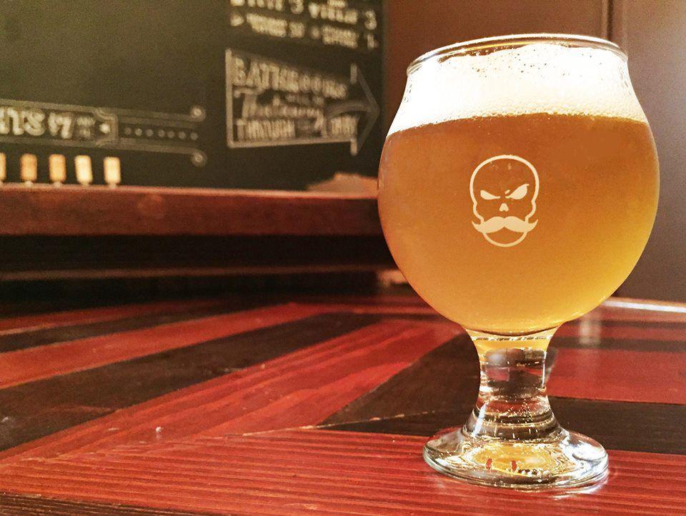 Bone Up Brewing beer