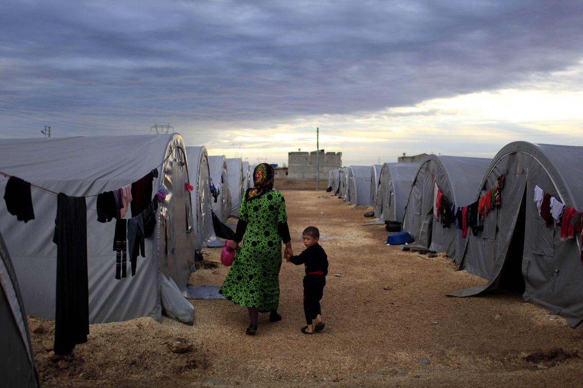 kobane refugee