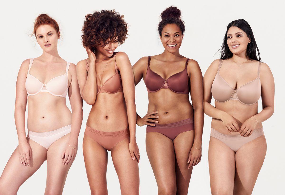 ThirdLove's new bra range  will go up to a 48H.