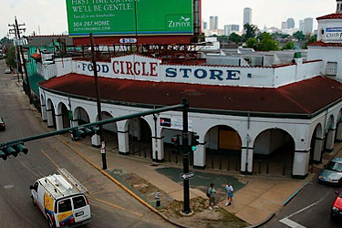Circle Food Store.
