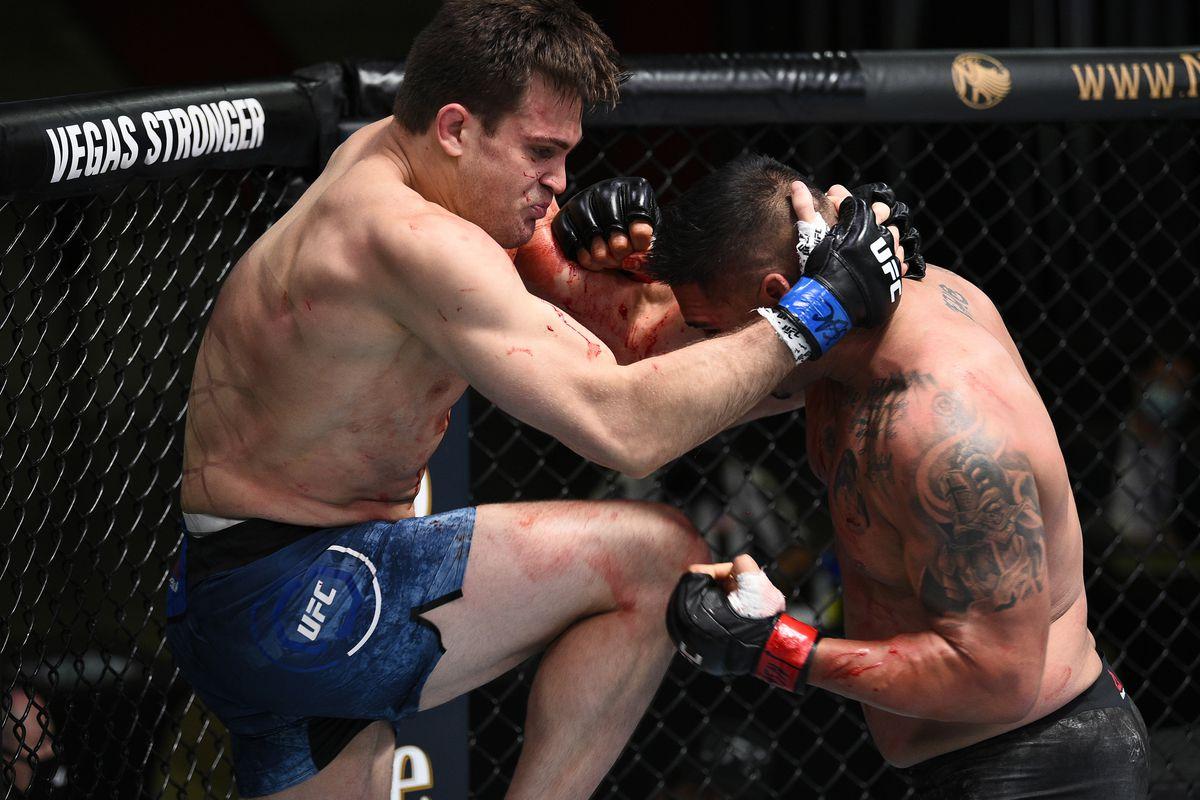 UFC Fight Night: Villanueva v Wright