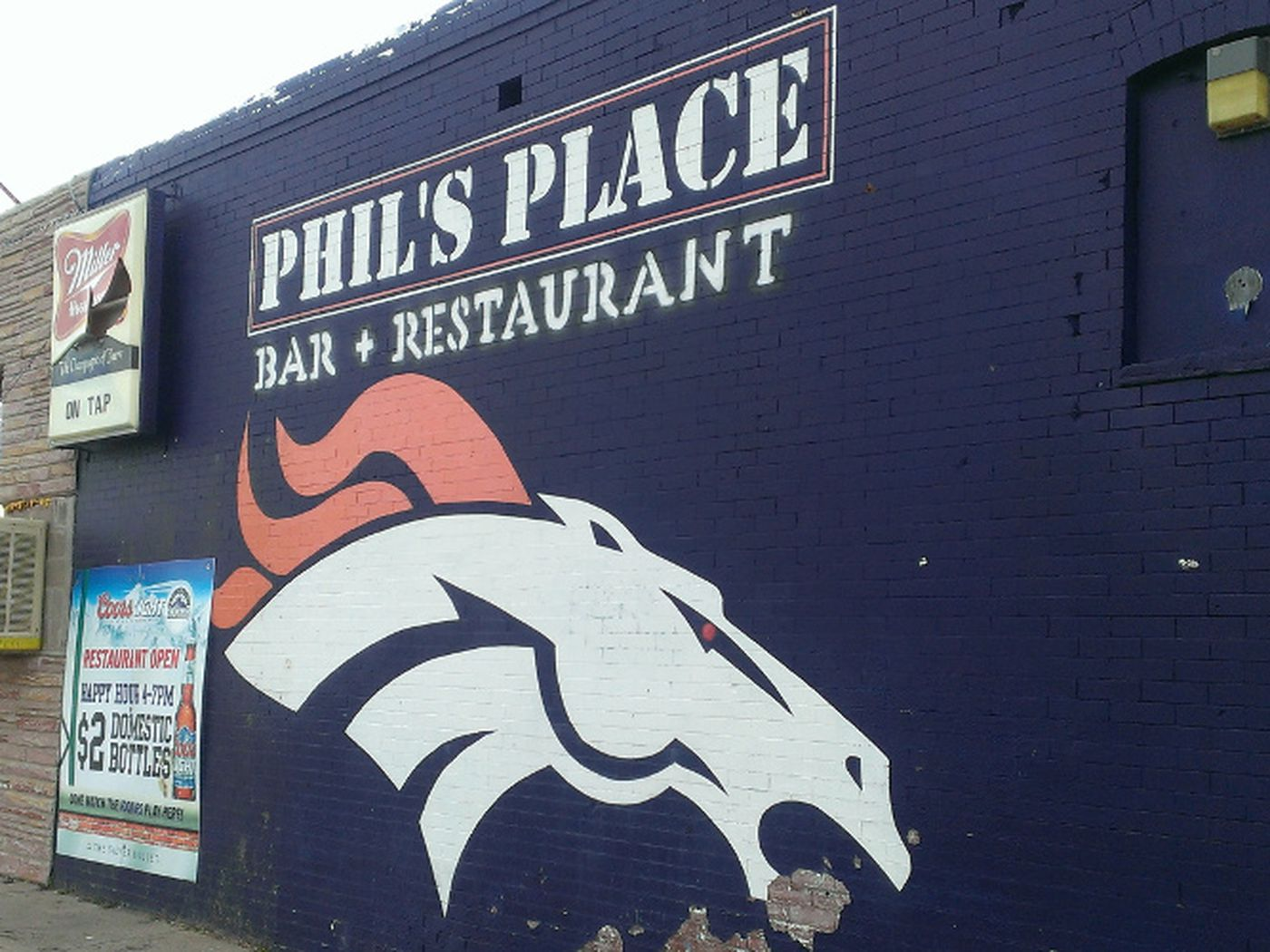 larimer street holdout phil s place will close eater denver