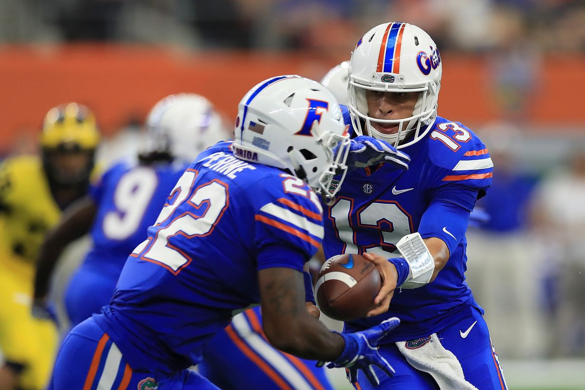 Crazy! Gators beat Vols with just seconds to spare