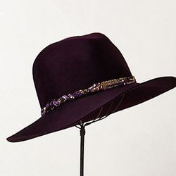 """<strong>Eugenia Kim</strong> Mirabelle Rancher hat, <a href=""""http://www.anthropologie.com/anthro/product/27928613.jsp?cm_vc=SEARCH_RESULTS"""">$189.95</a> (was $288) at Anthropologie"""