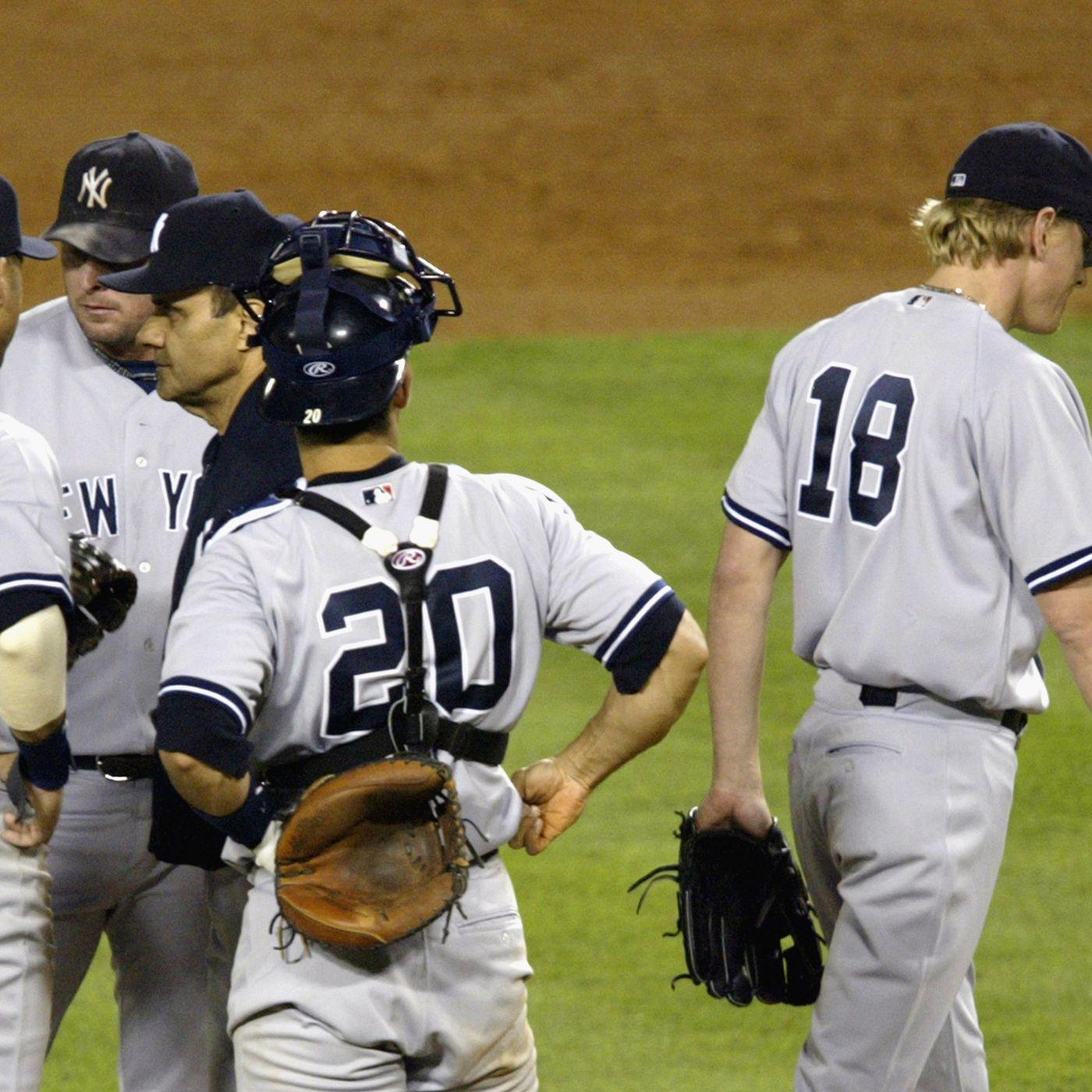 Shea Stadium St Joe Torre Louis Cardinals New York Yankees