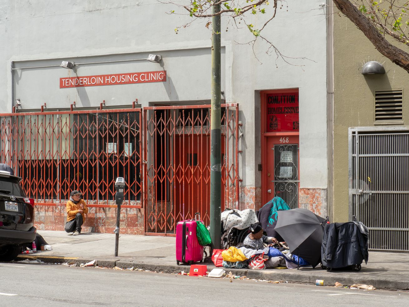 The Tenderloin Housing Clinic in San Francisco