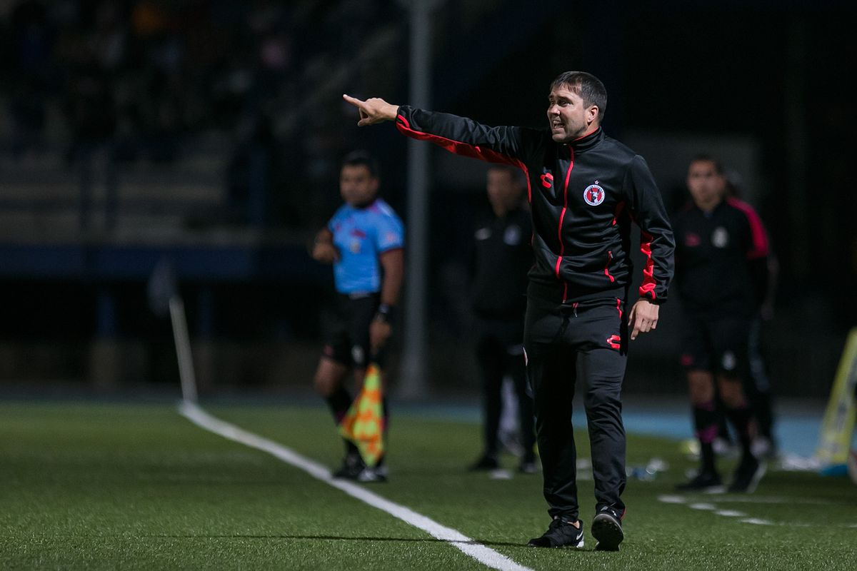 Eduardo Coudet's time in Tijuana was brief, with both streaks of success and failure.