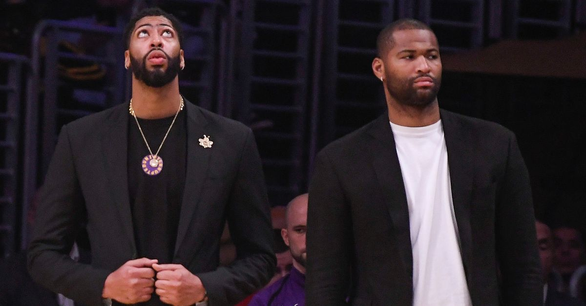 NBA Rumors: Rockets waiving DeMarcus Cousins; Lakers interested - A Sea Of Blue