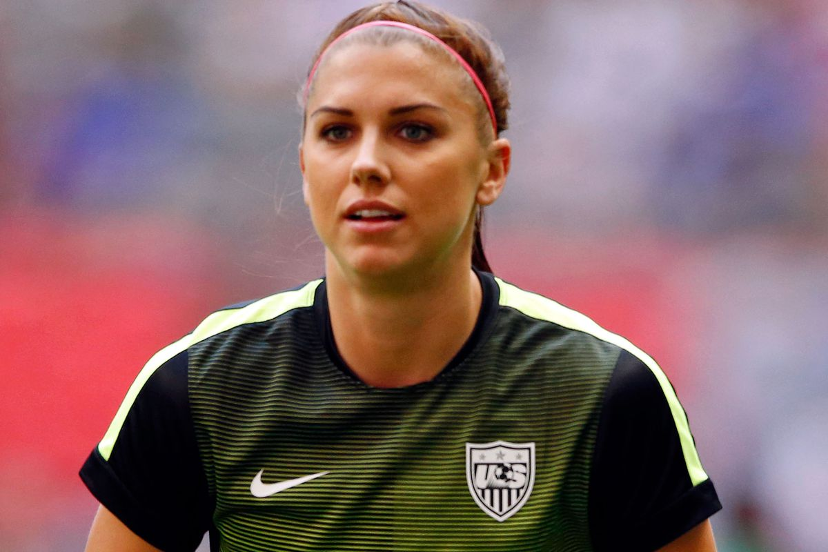 Michael Chow USA TODAY Sports Alex Morgan With Her First Goal Of This World Cup