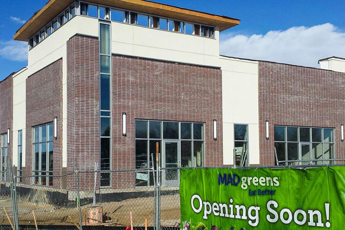 MAD Greens - Upcoming 120th & Huron location