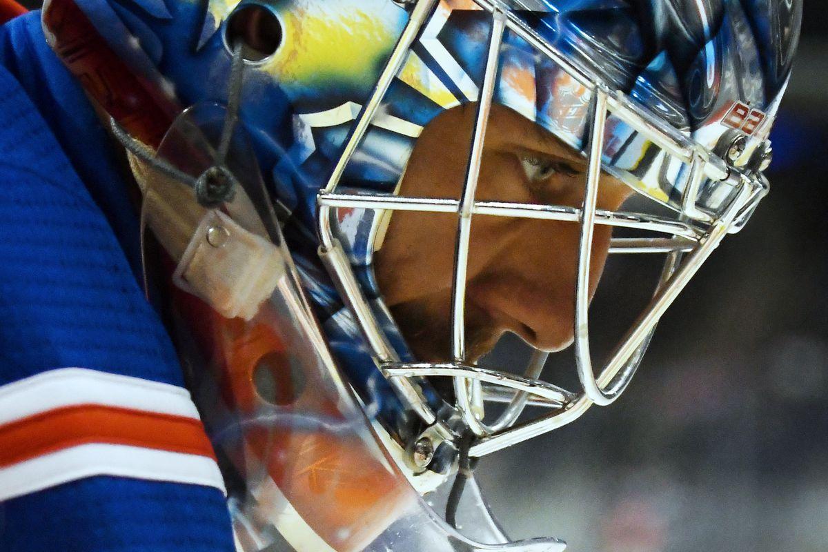 NHL: FEB 11 Rangers at Jets