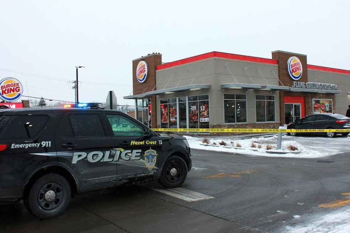 Employee stabbed at Burger King in Hazel Crest, 2 in custody