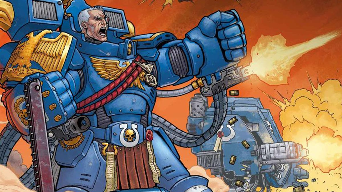 Marvel's Warhammer 40,000: Marneus Calgar reminds us that Space Marines are  child soldiers - Polygon
