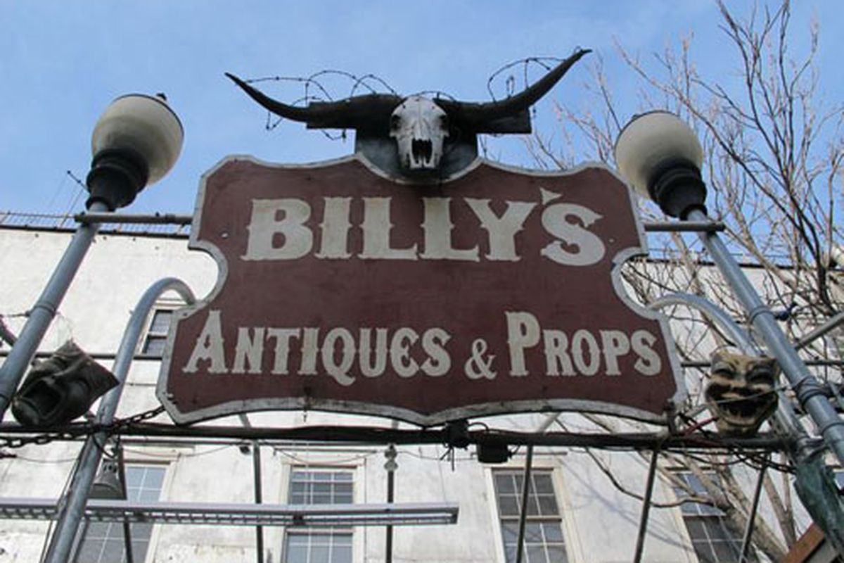 """Image via <a href=""""http://www.boweryboogie.com/2012/03/recap-funeral-procession-for-billys-antiques-on-the-bowery/"""">Bowery Boogie</a>"""