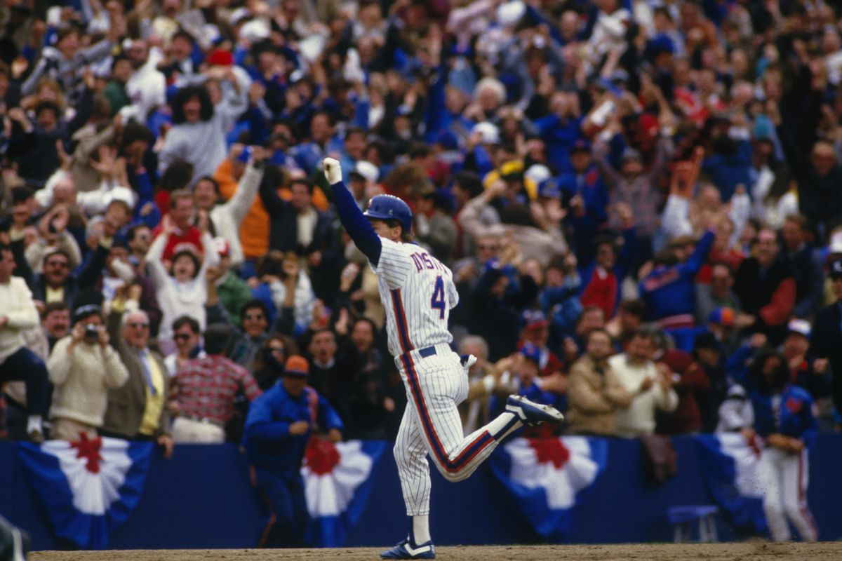 1986 NLCS - Game 3: Houston Astros v New York Mets