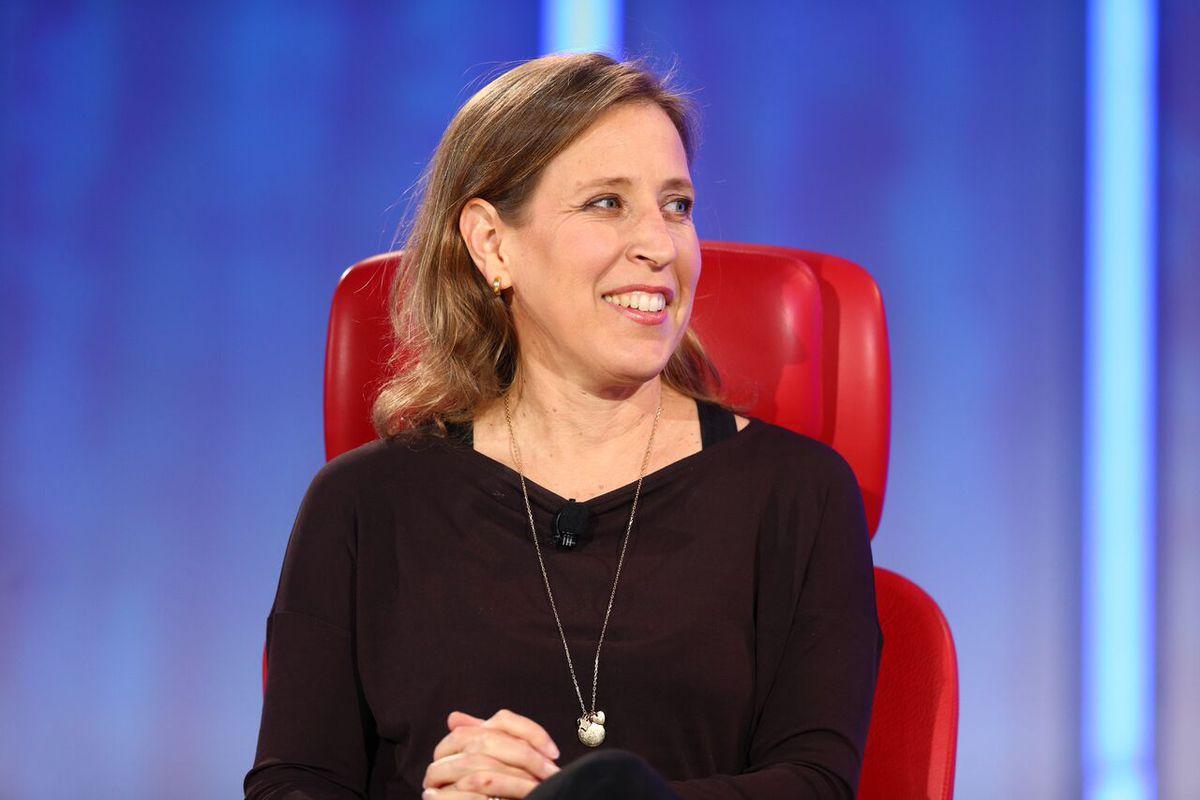 YouTube CEO Susan Wojcicki.
