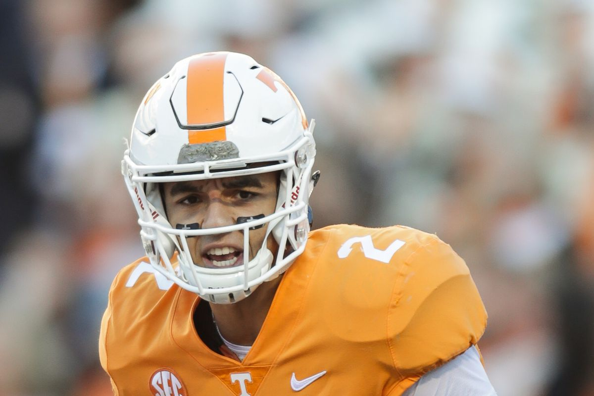 Tennessee Vols Football: Inside the Playbook: Ohio Concept