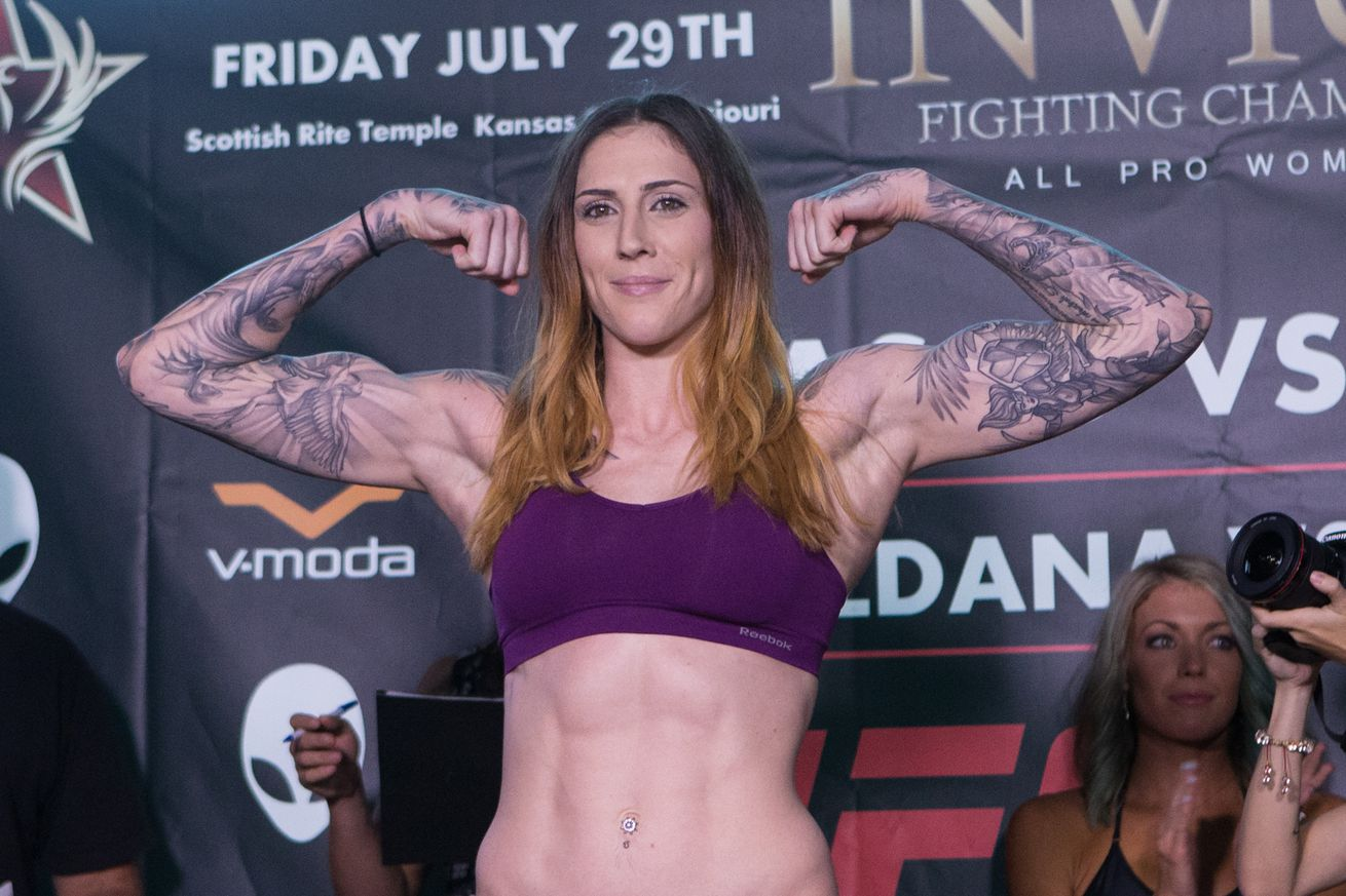 "Morning Report: Megan Anderson says she was ""even more confident"" about fighting Cris Cyborg after watching sparring footage"
