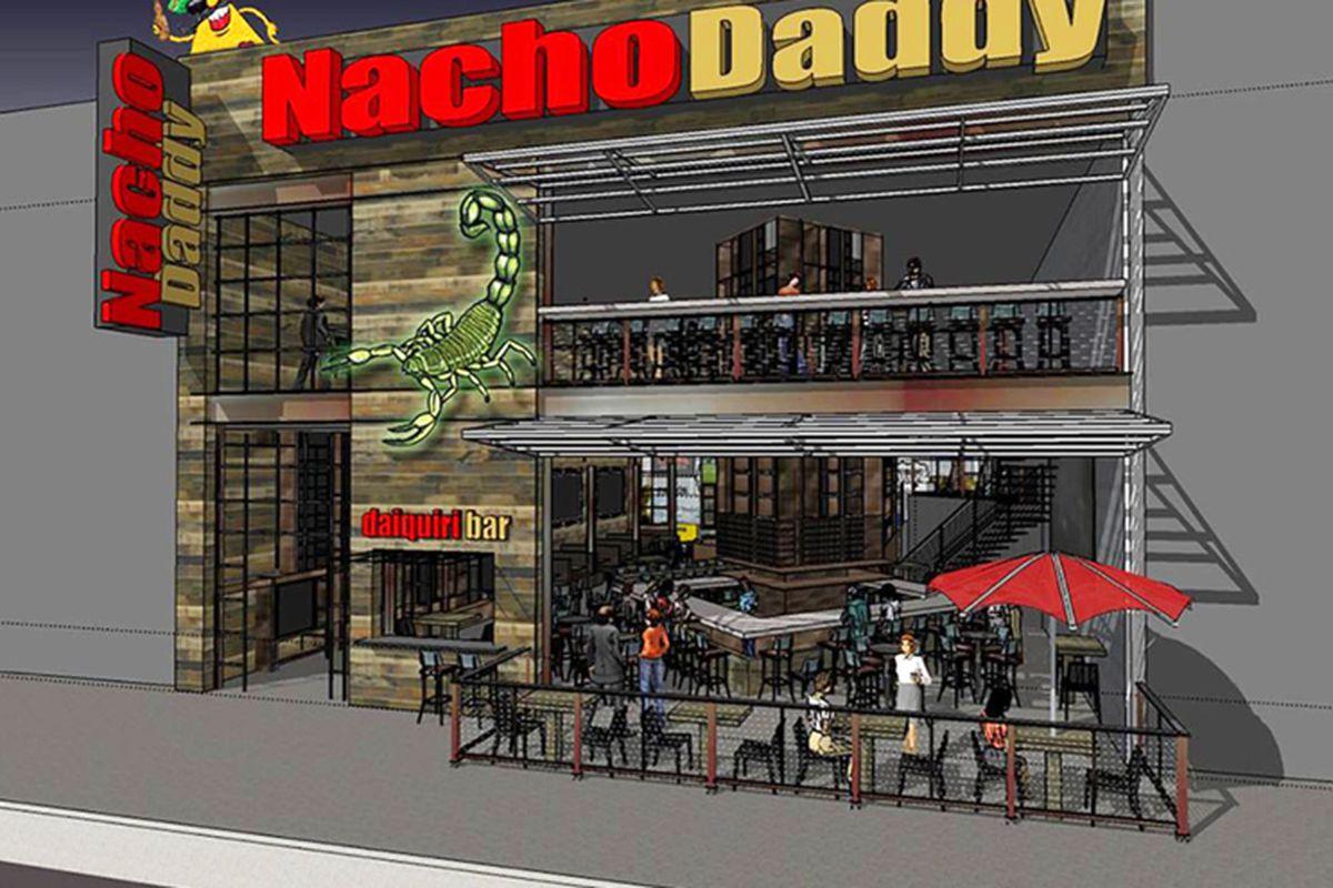 0e7ab959ae6 The $2 Million Strip Nacho Daddy Is No Shrinking Violet - Eater Vegas