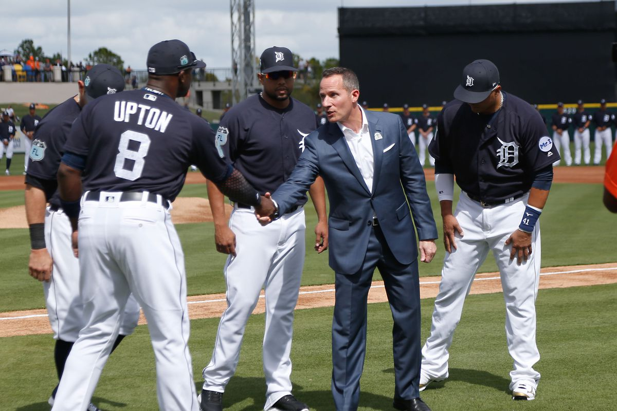 MLB: Spring Training-Baltimore Orioles at Detroit Tigers