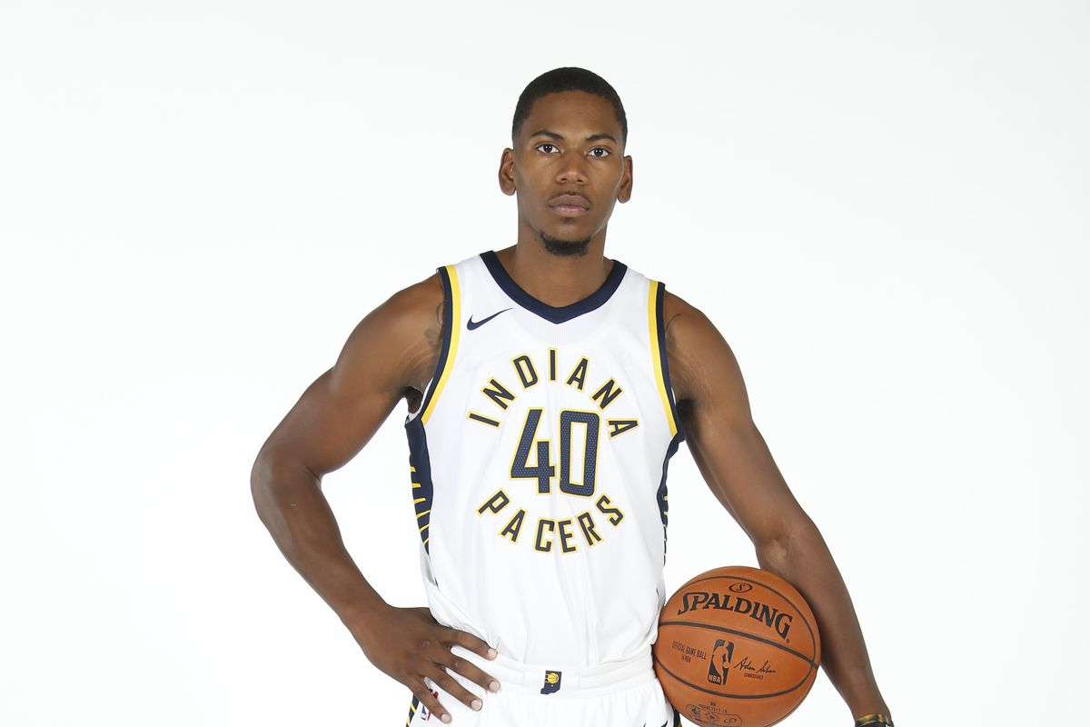 2017-2018 Indiana Pacers Media Day