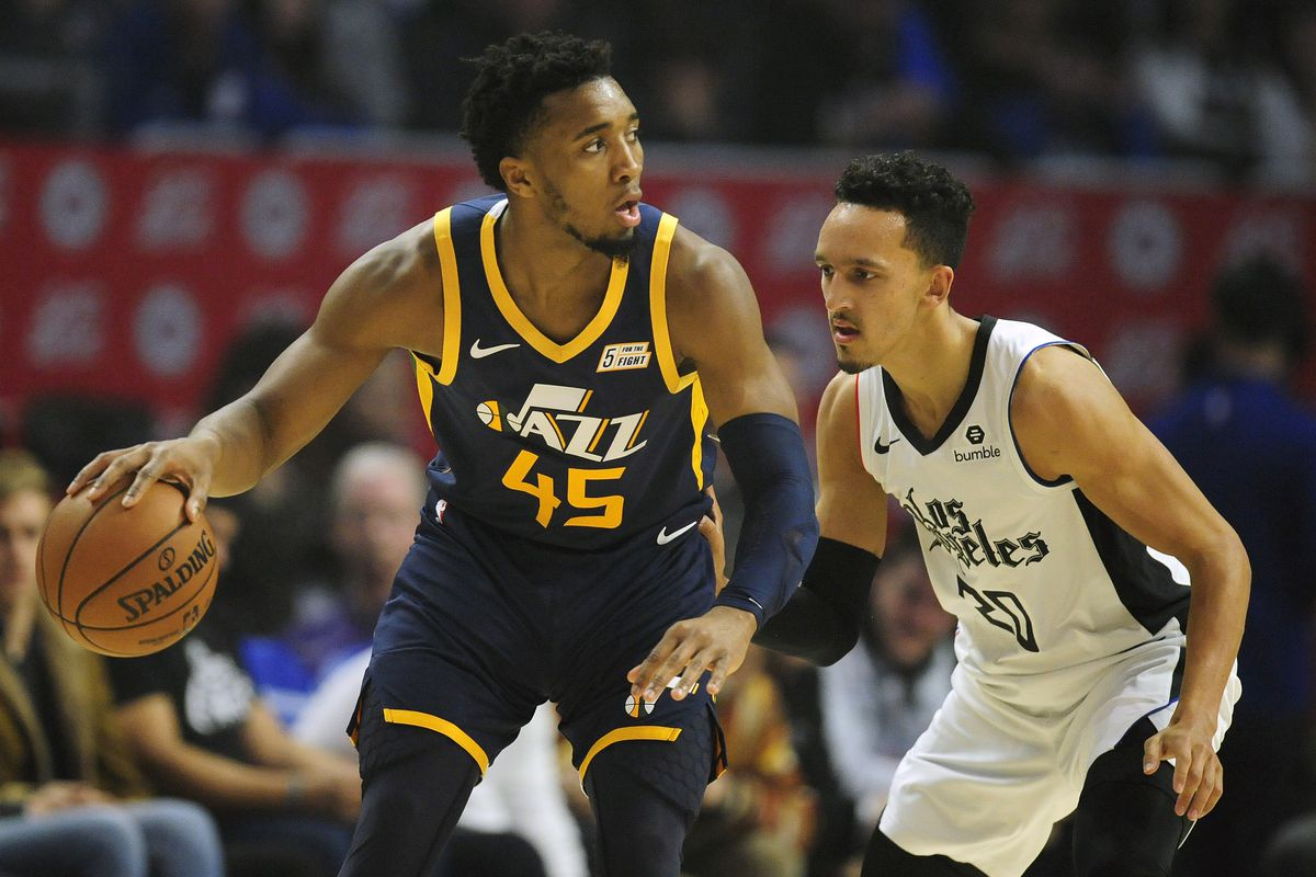 Utah Jazz Get Statement Win Over The Clippers In La Slc Dunk