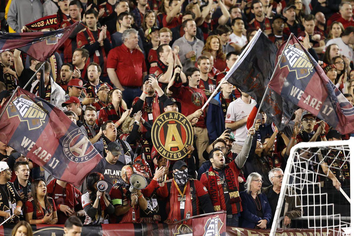 New York Red Bulls v Atlanta United FC