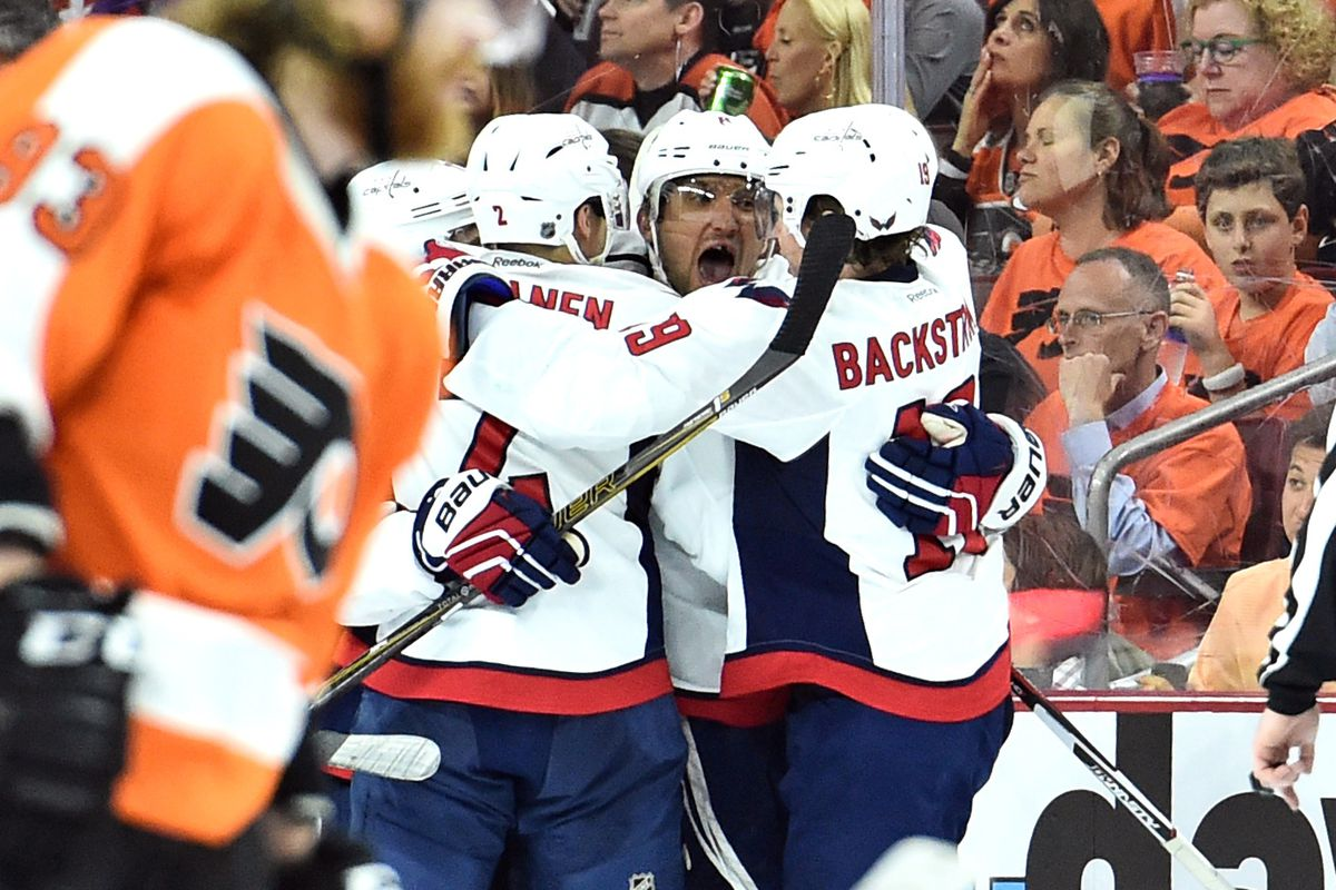 ae81a627e7d Capitals vs. Flyers 2016 final score  Flyers drop must-win game 6-1 in  embarrassing fashion