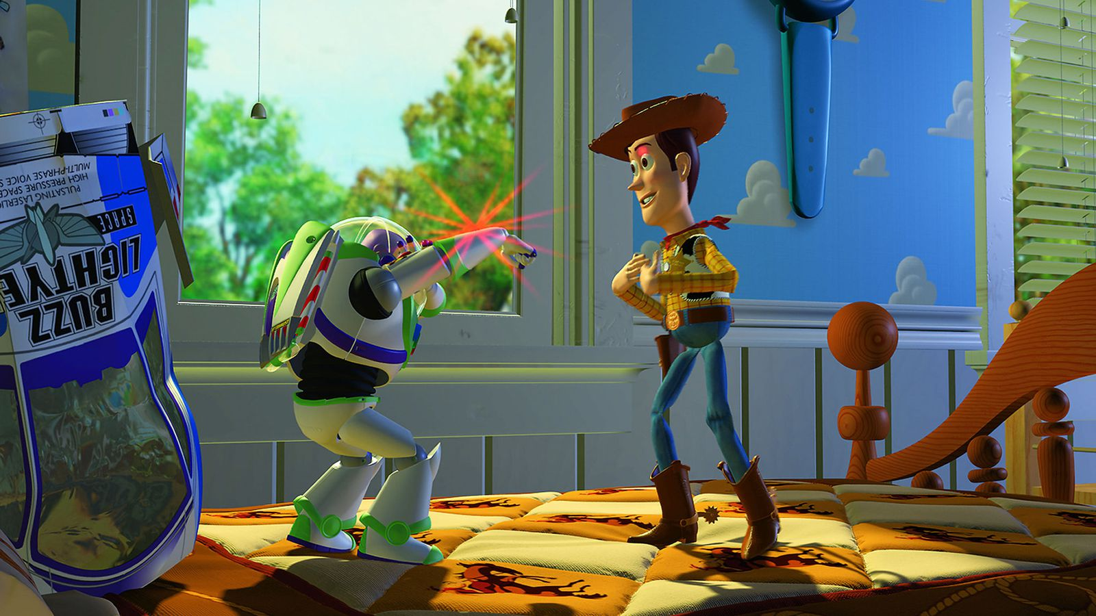 Toy Story 20 Years Later How Pixar Made Its First
