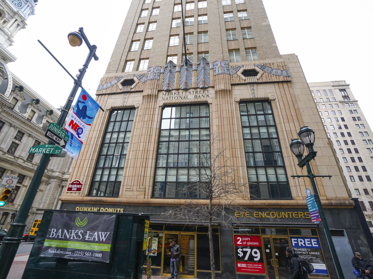 Philly S Art Deco Masterpieces Mapped Curbed Philly