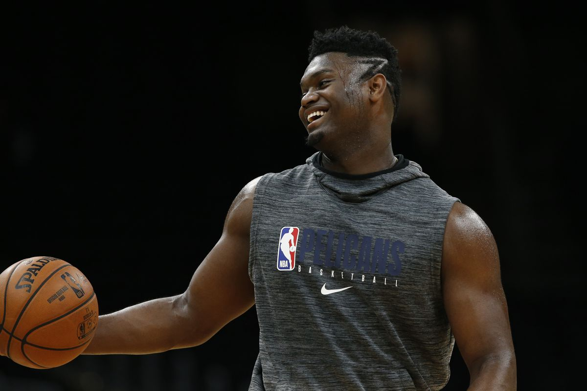 New Orleans Pelicans Zion Williamson To Make Nba Debut On