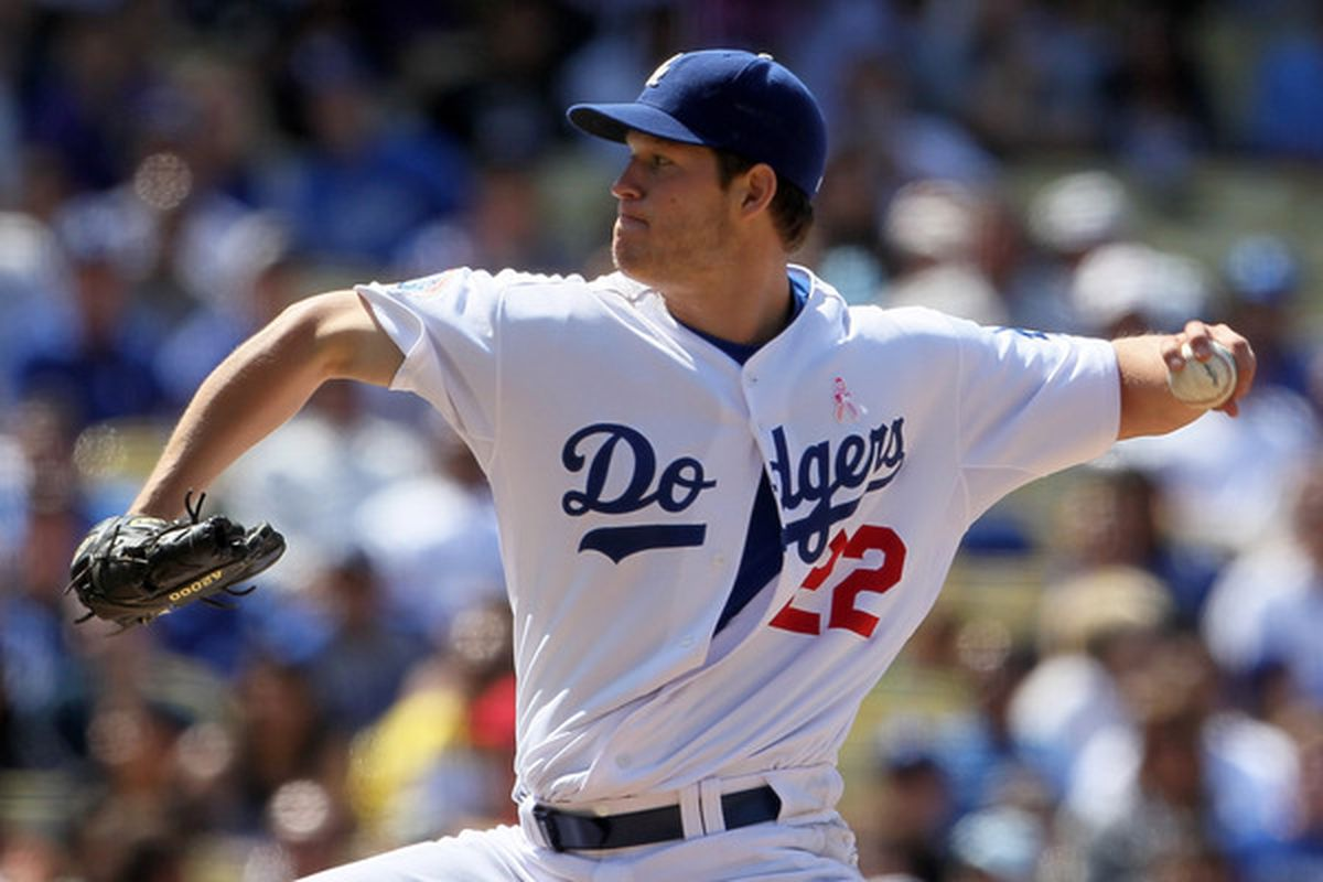 It's time for the Dodgers to give Clayton Kershaw enough of a raise so that he can afford more buttons for his uniform.