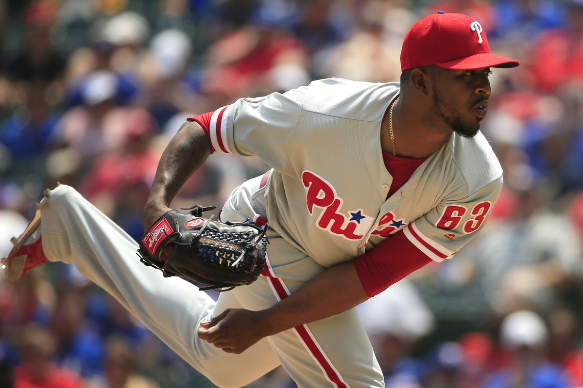 Phillies trade Joely Rodriguez to Rangers