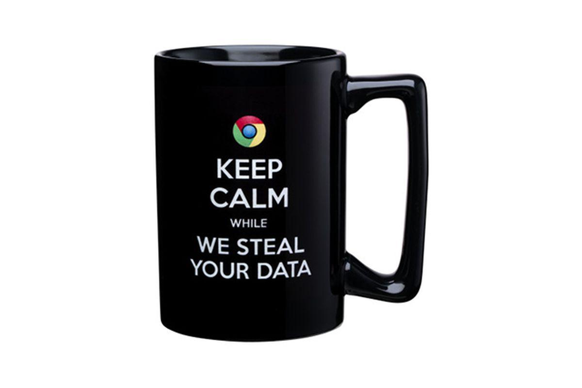 Scroogled Mug