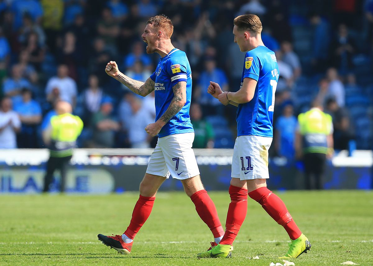 Portsmouth v Coventry City - Sky Bet League One - Fratton Park