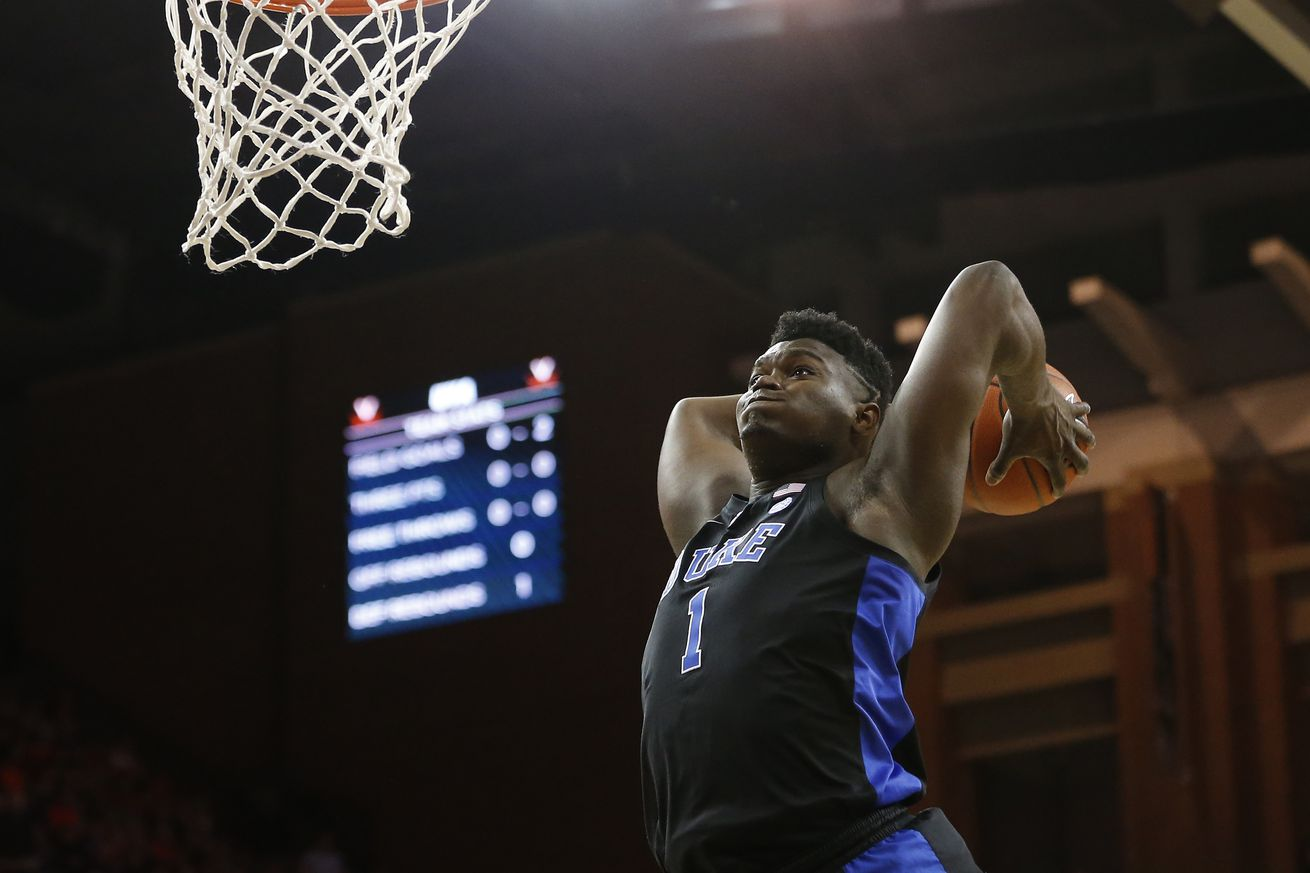 If this season for the Suns ends with Zion Williamson, it's all worth it