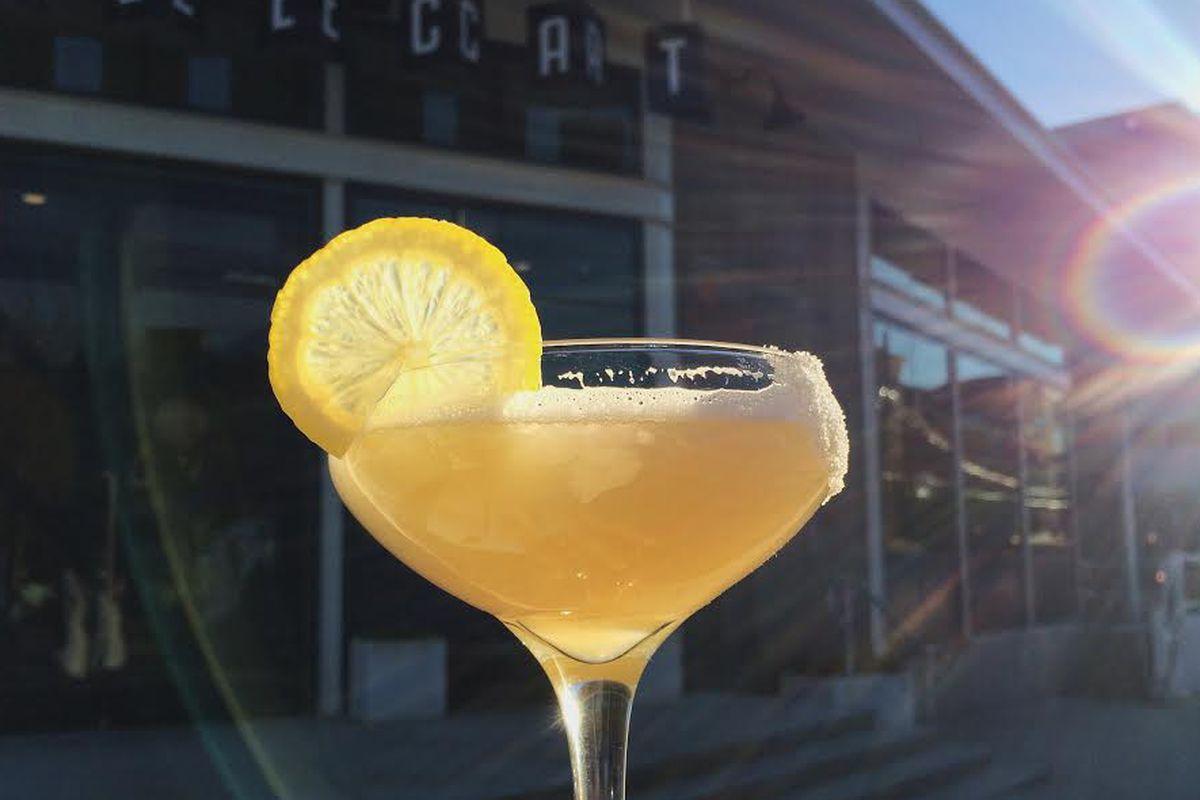 BeetleCat's Honolulu Cocktail.