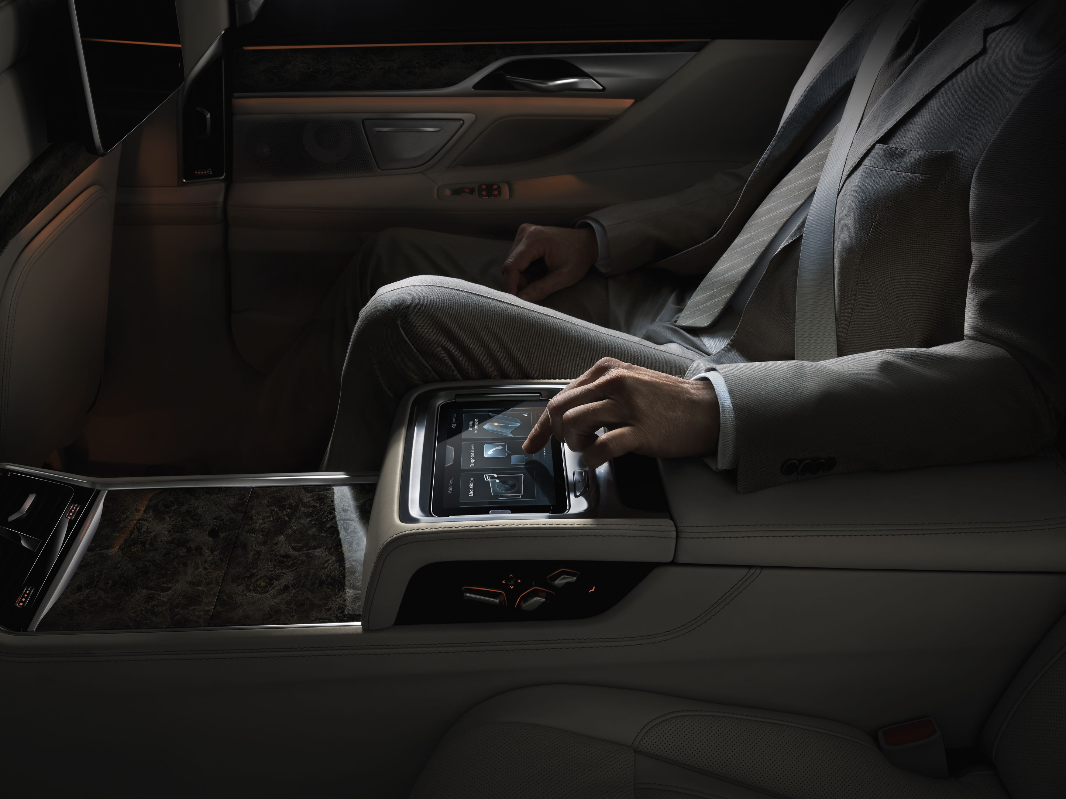 The 7 Series More Than Any Other BMW Is As Much About Passenger Experience It Drivers Especially Important In China A Key Market Where