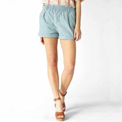 """<a href=""""http://us.levi.com/product/index.jsp?productId=12680857&&cp=3146849.3146909.4011526""""><b>Levi's</b> Slouch Shorts</a> $14.90 (was $68)"""