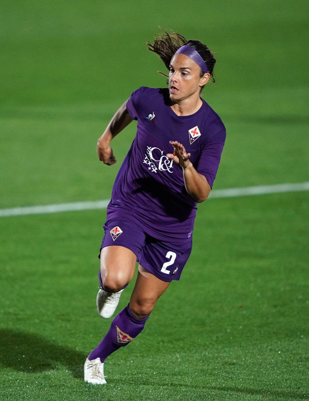 Arsenal Women v Fiorentina Women - UEFA Women's Champions League - Round of 32 - Second Leg - Meadow Park