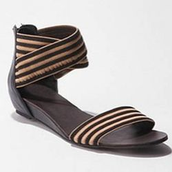 """Deena & Ozzy elastic wedge sandal, $39, at <a href=""""http://www.urbanoutfitters.com/urban/catalog/productdetail.jsp?itemdescription=true&itemCount=80&startValue=1&selectedProductColor=&sortby=&id=20153425&parentid=WOMENS_SHOES&a"""