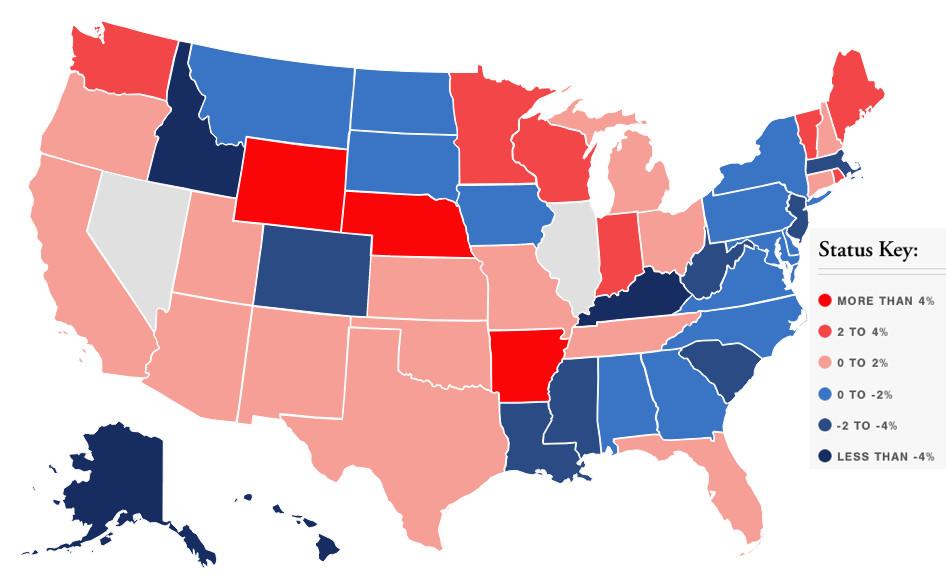 brennan center incarceration rates map 2013
