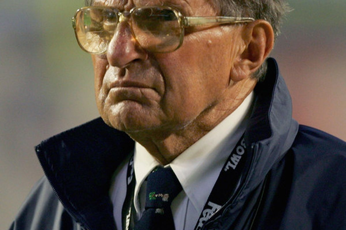 What will the Freeh Report say about Joe Paterno's knowledge of Jerry Sandusky's behavior? (Photo by Scott Halleran/Getty Images)