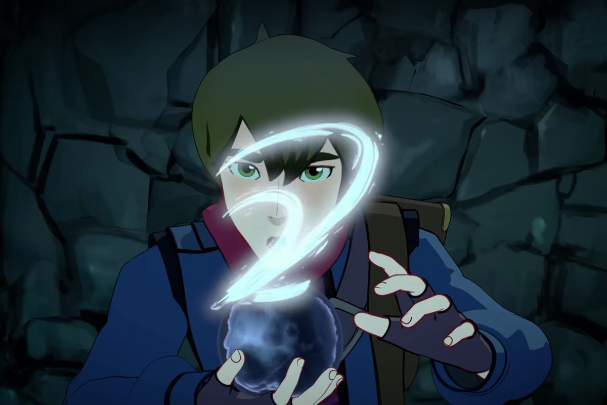 avatar team s new netflix show the dragon prince drops trailer at